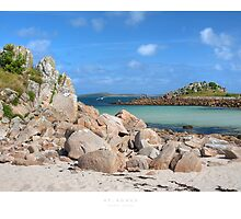 St Agnes by Andrew Roland