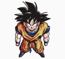 Goku by Dean Agnew