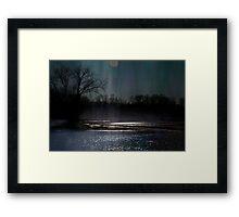 Moonlit Whispers Framed Print