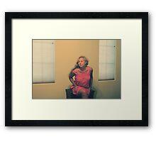 Memory Takes Over Framed Print