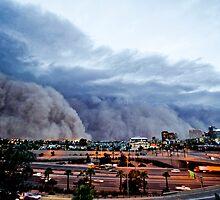 The Phoenix Haboob of July 5th, 2011 by Mike Olbinski