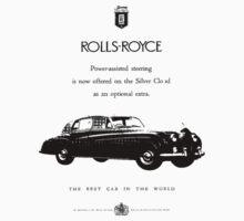 Rolls Royce Silver Cloud by garts