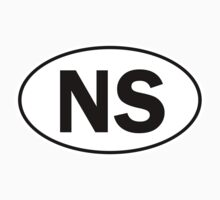NS - Oval Identity Sign by Ovals
