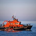 Dover Lifeboat & inshore Lifeboat by ScoobyMoo
