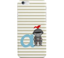 A for armor iPhone Case/Skin