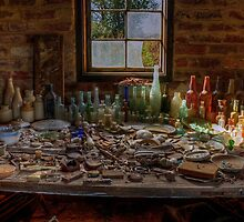Ackermann's Treasure. by Julie  White