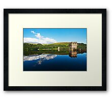 Howard's Dam Derbyshire Framed Print