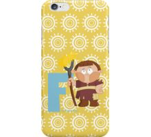 f for farmer iPhone Case/Skin