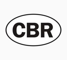 CBR - Oval Identity Sign by Ovals
