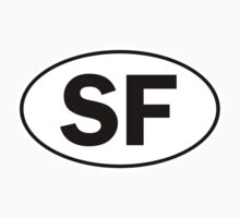 SF - Oval Identity Sign by Ovals