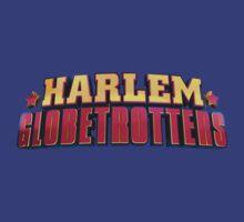 HARLEM Globetrotters by nickhilldesilva