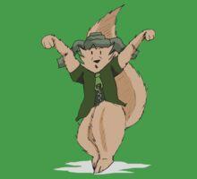 Kung Fu Squirrel 2 by Imran Nalla