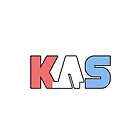K.A.S Wide Logo Phone Cover by K. A .S
