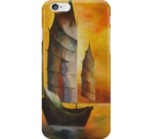 Chinese Junk iPhone Case/Skin