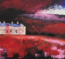 'Malham Tarn House' by Martin Williamson (©cobbybrook)