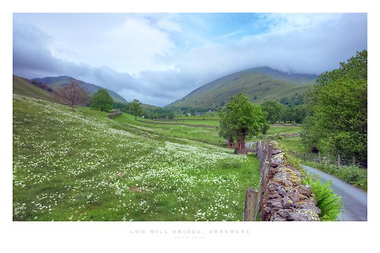 Low Mill Bridge, Grasmere by Andrew Roland