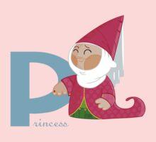 p for princess Kids Clothes