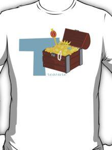 t for treasure T-Shirt
