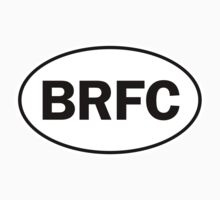 BRFC - Oval Identity Sign by Ovals