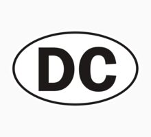 DC - Oval Identity Sign by Ovals