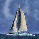 Sailing Away by Teresa Zieba