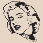 Marilyn Monroe by Chrome Clothing