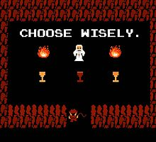 Choose Wisely by Rainey April