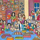 Hanukkah by Laura Hutton