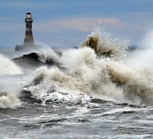 The Angry Sea by Morag Bates
