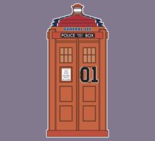 """The Dukes have the phonebox..."" T-Shirt"