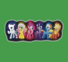 Mane Six Kids Clothes