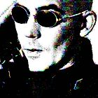 Hunter S. Thompson - V I Close up by MTKlima