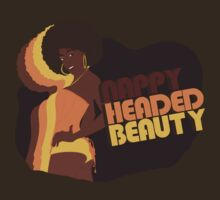 """Nappy Headed Beauty"" T-Shirts & Hoodies by theComplex"