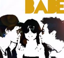 Karen and the Babes Sticker
