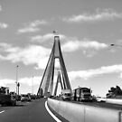 ANZAC Bridge 6 by Ali Choudhry