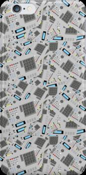 MPC 2000 Pattern by waxmonger