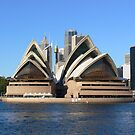 Sydney Opera House by PhotosByG