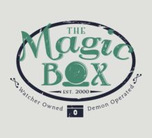 The Magic Box by TheDesignLush