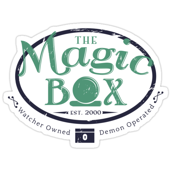 The Magic Box by Erin DeMoss