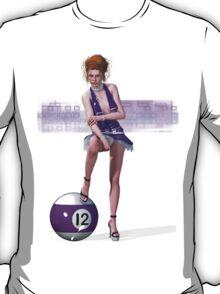 Poolgames 2009 - No. 12 T-Shirt