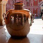 Silver water urn Jaipur by ashishagarwal74