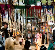 Colorful beads at the Surajkund Mela by ashishagarwal74