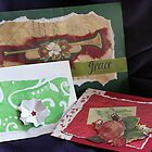 Grace Note Cards by debsrockine