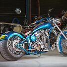Alf's Custom Chopper by HoskingInd