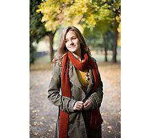 Autumn colors. Photographic Print