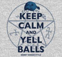 Keep Calm..... Balls! T-Shirt