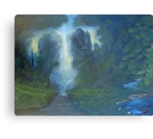 """""""Scenic Path""""  by Carter L. Shepard Canvas Print"""