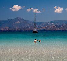 ON THE BEACH...! by vaggypar