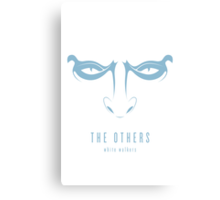 The Others Minimalist Poster Canvas Print