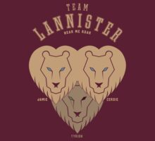 House Lannister Sport Tee by liquidsouldes